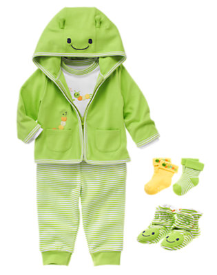 Chomp Chomp! Outfit by Gymboree