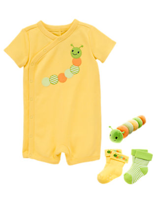 Baby's Comfort and Joy Outfit by Gymboree