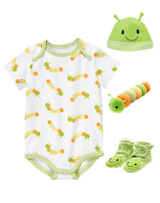 Baby's Caterpillar Cutie Outfit by Gymboree