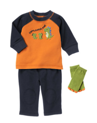 Can't Catch Me! Outfit by Gymboree