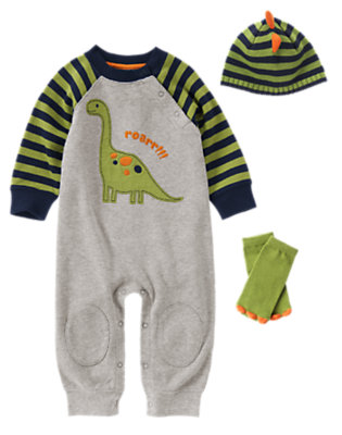 Roar! Outfit by Gymboree