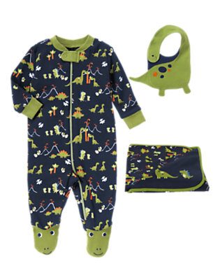 Baby's Just Hatched Comfort Outfit by Gymboree
