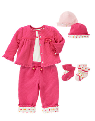 Baby's Cozy Little One Outfit by Gymboree