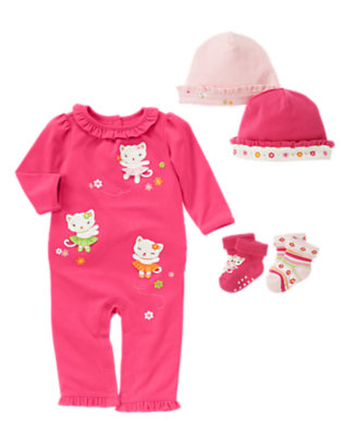 Baby's Kitty Ballerina Outfit by Gymboree