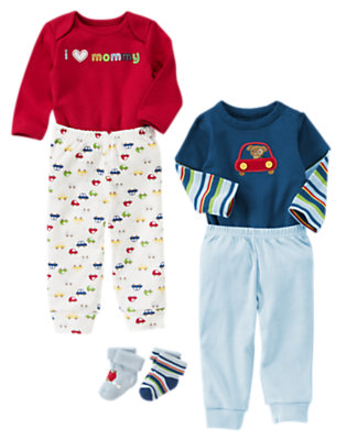 I Heart Mommy Outfit by Gymboree