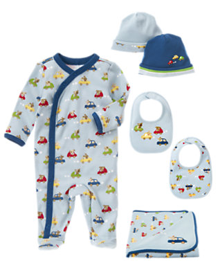 Baby's Playtime Ride Outfit by Gymboree