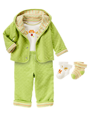 Baby's Give A Hoot Outfit by Gymboree