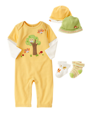 Baby Owl Outfit by Gymboree