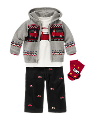 Mommy's Little Hero Outfit by Gymboree