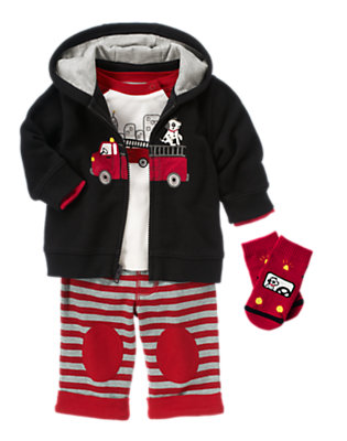 Baby's Sweet Dalmatians Outfit by Gymboree