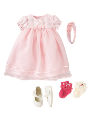 Precious In Pink Outfit by Gymboree