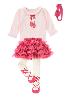 Baby's Ballet Time! Outfit by Gymboree