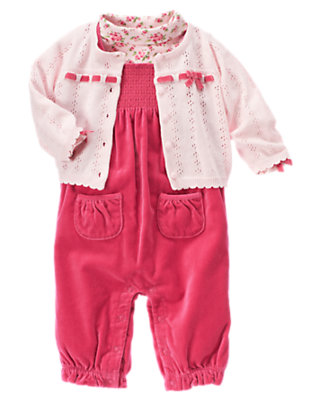 Baby's A Sweet Season Outfit by Gymboree