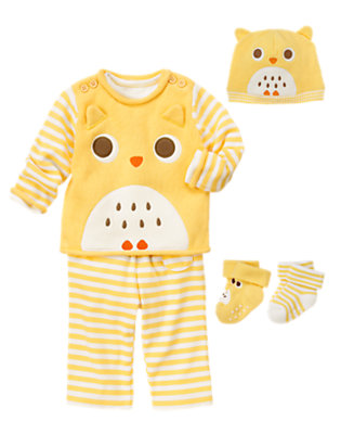 Baby's Owls So Sweet Outfit by Gymboree