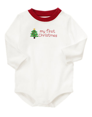 My First Christmas Outfit by Gymboree