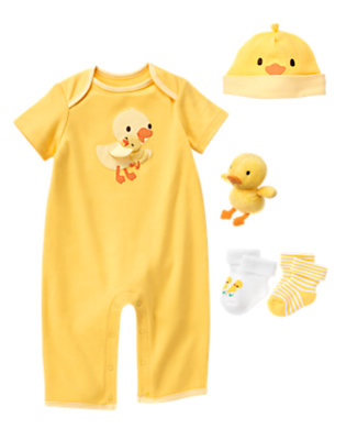 Baby's Ducks So Sweet Outfit by Gymboree