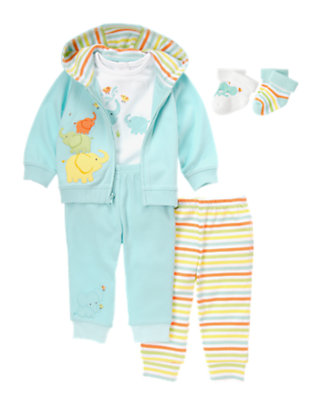 Baby & Me Outfit by Gymboree
