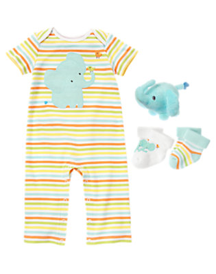 Elephant Baby Outfit by Gymboree