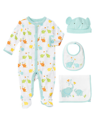Baby's The Warmest Gift Outfit by Gymboree