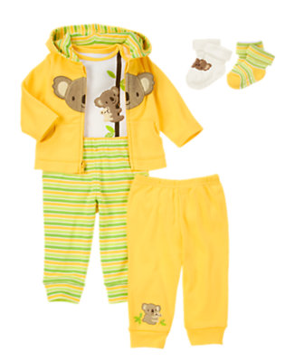 Silly Koala Outfit by Gymboree