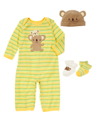 Baby Koala Outfit by Gymboree