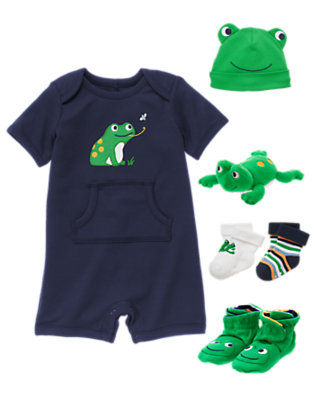 Baby's Tiny Fly Catcher Outfit by Gymboree