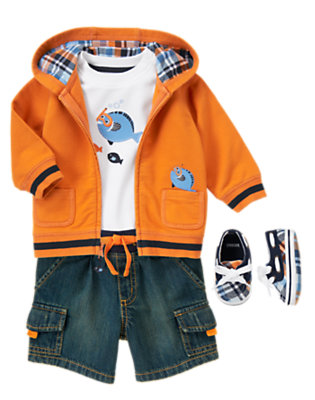 Baby's Captain Cutie Outfit by Gymboree