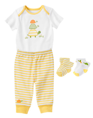 Baby's Too-Cute Turtle Outfit by Gymboree