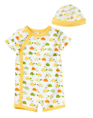 Baby's Turtle Adventure Outfit by Gymboree