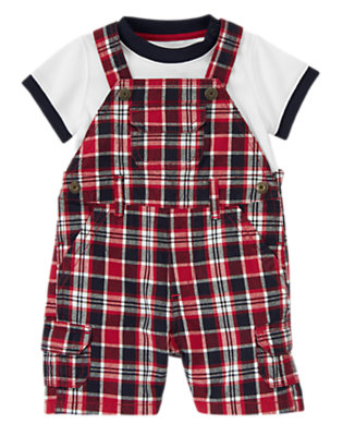 Baby's First 4th Outfit by Gymboree