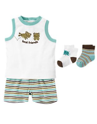 Best Friends Outfit by Gymboree
