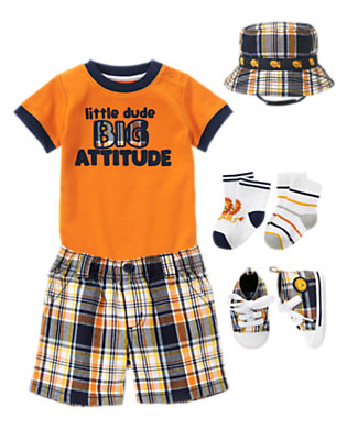 Little Dude Outfit by Gymboree