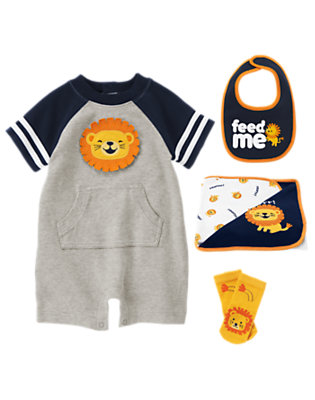Feed Me Outfit by Gymboree