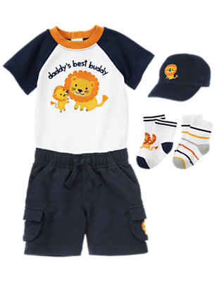 Daddy's Best Buddy Outfit by Gymboree