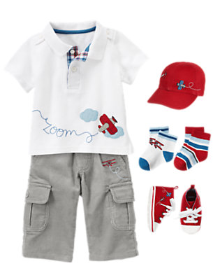 Zoomin' Cute Outfit by Gymboree