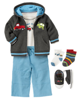 I Need A Lift Outfit by Gymboree