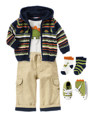 Baby's Dino-Mite! Outfit by Gymboree