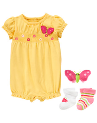 Sunshine Baby Outfit by Gymboree