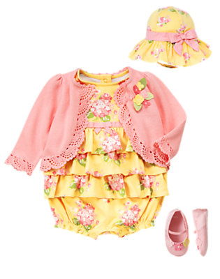 Baby's Sunshine Sweet Outfit by Gymboree