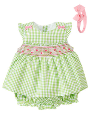 Plaid Playful Outfit by Gymboree
