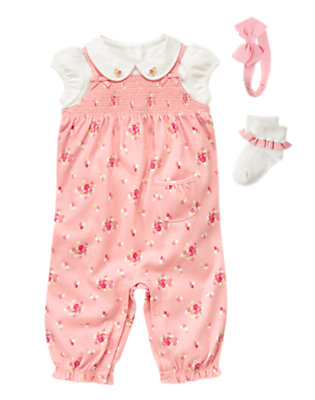 Snuggle Bunny Outfit by Gymboree