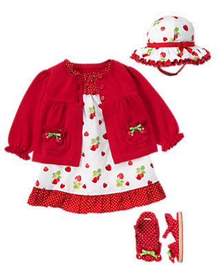 Cutest In the Patch Outfit by Gymboree