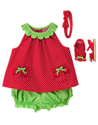 Berry Adorable Outfit by Gymboree