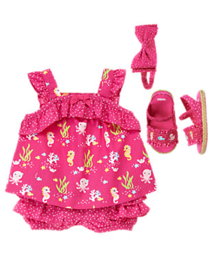 Little Sea Creature Outfit by Gymboree