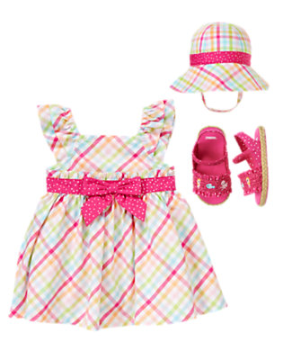 Checks For Summer Outfit by Gymboree