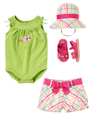 Baby's Go Fish Outfit by Gymboree