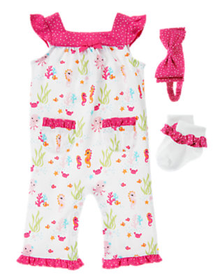 Baby's Underwater Play Outfit by Gymboree