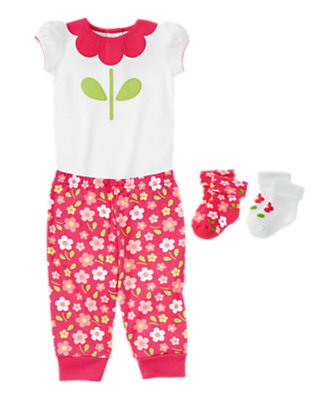 Blossom Baby Outfit by Gymboree
