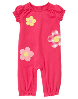Baby's Bright Blooms Outfit by Gymboree
