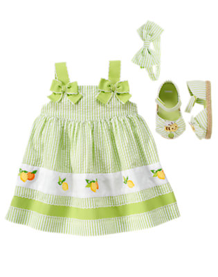 Lemon Bumblebee Outfit by Gymboree